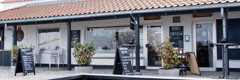 Fiskebutik Rørvig