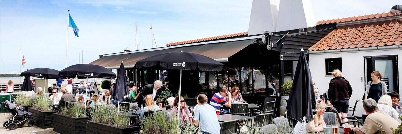 Restaurant, bistro på Rørvig Havn